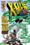 Uncanny X-Men (1963) #374 Cover