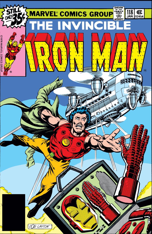 Iron Man (1968) #118