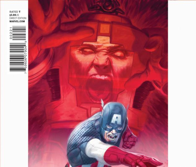 cover from Captain America (2012) #2 (MEINERDING VARIANT)
