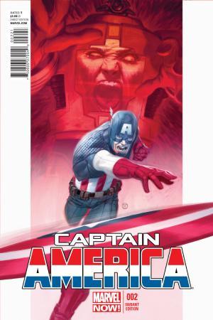 Captain America (2012) #2 (Tedesco Variant)
