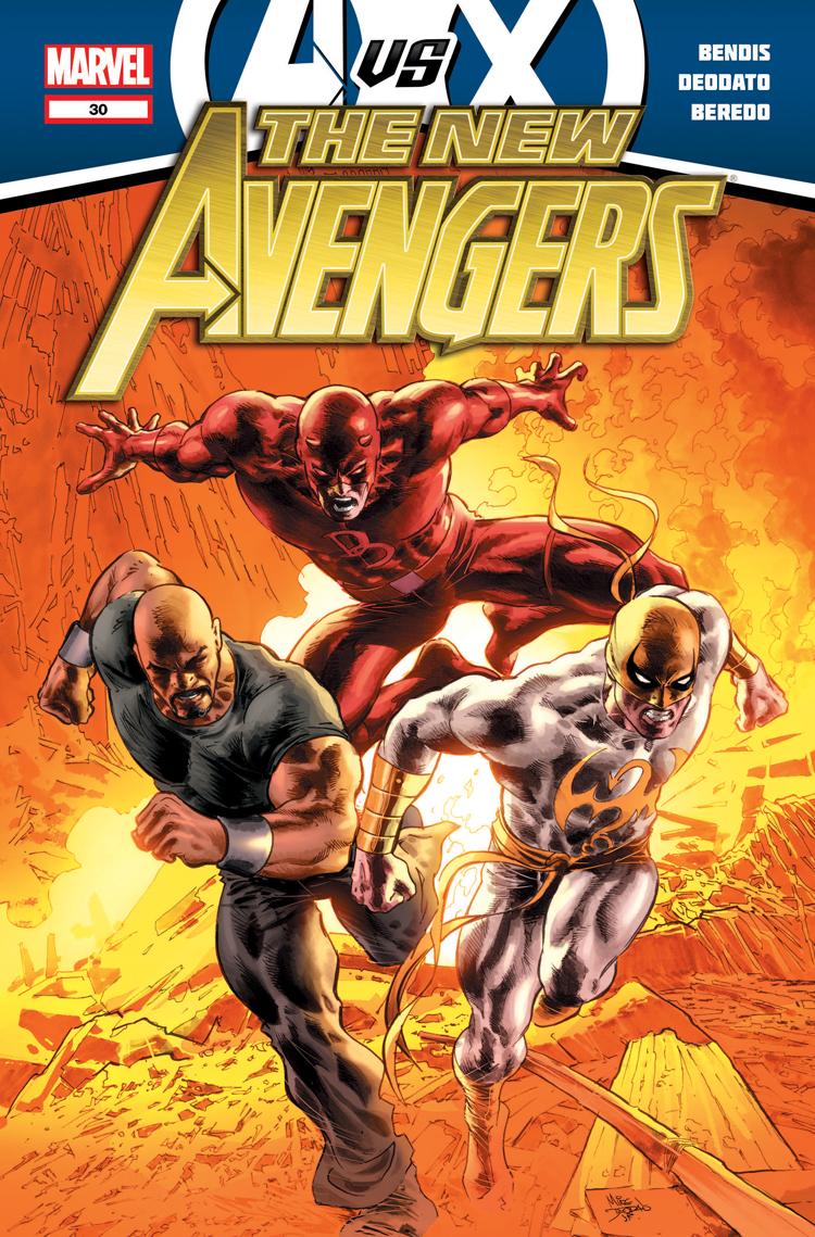 New Avengers (2010) #30