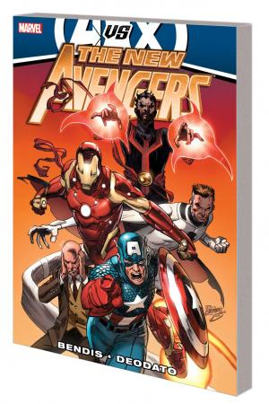 New Avengers by Brian Michael Bendis Vol. 4 (Trade Paperback)