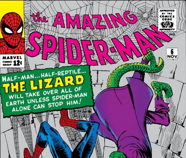Amazing Spider-Man (1963) #6