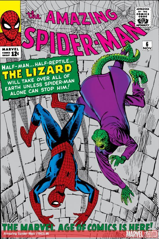 The Amazing Spider-Man (1963) #6