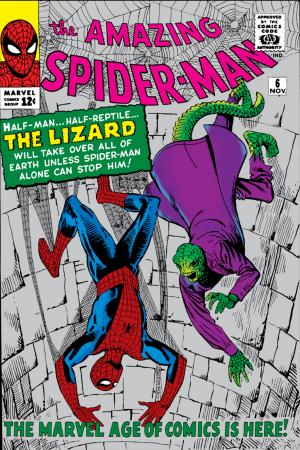 The Amazing Spider-Man (1963) #6