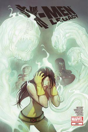 X-Men Legacy #244