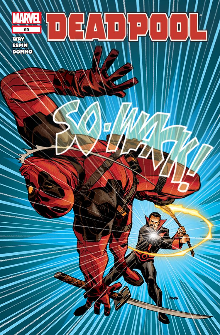 Deadpool (2008) #59