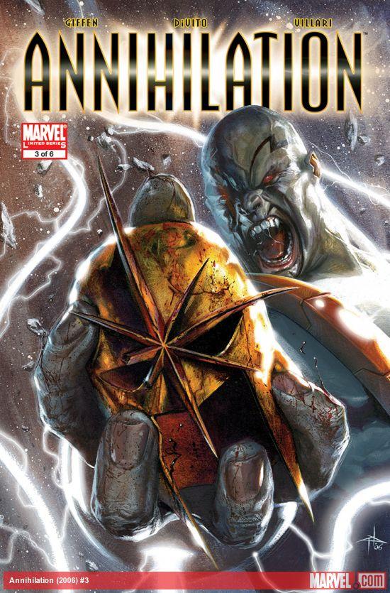 Annihilation (2006) #3