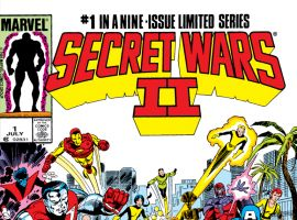 Secret Wars II (2009) McGuinness