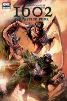 Marvel 1602: Fantastick Four #5