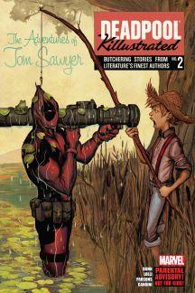 Deadpool: Classics Killustrated #2