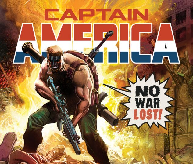 CAPTAIN AMERICA 12 (NOW, WITH DIGITAL CODE)