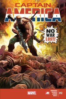 Captain America (2012) #12