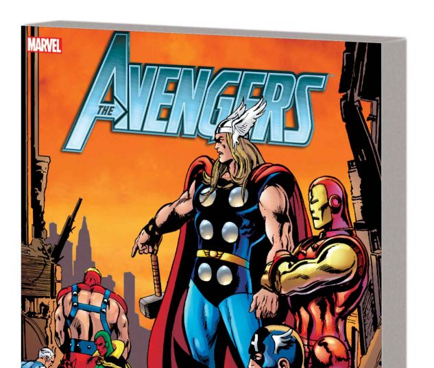 AVENGERS: KREE/SKRULL WAR TPB (ALL-NEW EDITION)