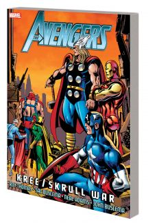 AVENGERS: KREE/SKRULL WAR TPB (ALL-NEW EDITION) (Trade Paperback)