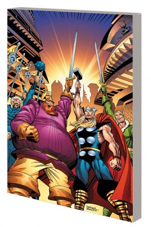 THOR: THE WARRIORS THREE - THE COMPLETE COLLECTION TPB (Trade Paperback)
