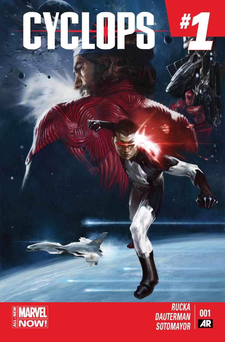 Cyclops (2014) #1
