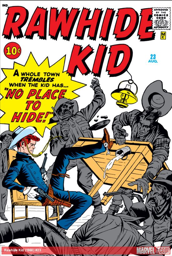Rawhide Kid (1955) #23