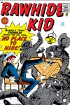 Rawhide Kid (1960) #23 Cover