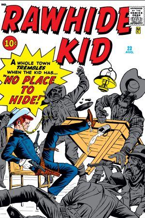 Rawhide Kid #23