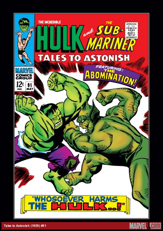 Tales to Astonish (1959) #91