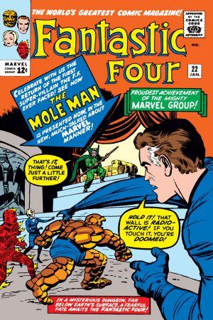 Fantastic Four (1961) #22