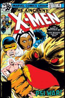 Uncanny X-Men (1963) #117