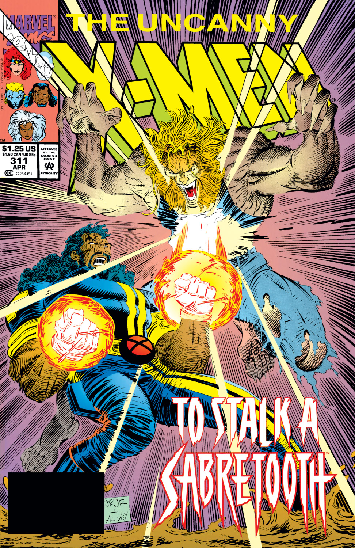 Uncanny X-Men (1963) #311
