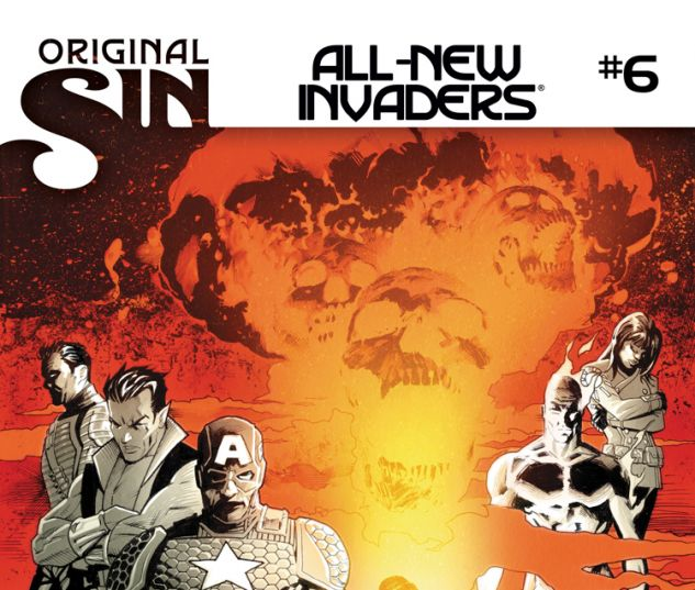 ALL-NEW INVADERS 6 (SIN, WITH DIGITAL CODE)