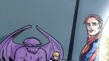 Marvel AR: FF #5 Cover Recap