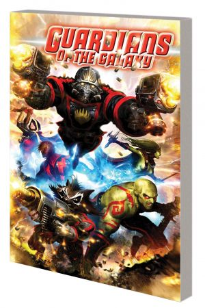 Guardians of the Galaxy by Abnett & Lanning: The Complete Collection Vol. 1 (Trade Paperback)