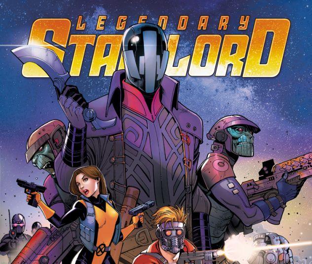 LEGENDARY STAR-LORD #3