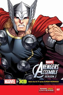 Marvel Universe Avengers Assemble Season Two #7