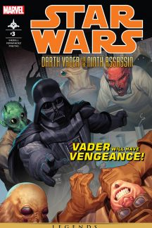 Star Wars: Darth Vader And The Ninth Assassin #3