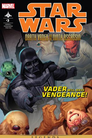 Star Wars: Darth Vader and the Ninth Assassin (2013) #3