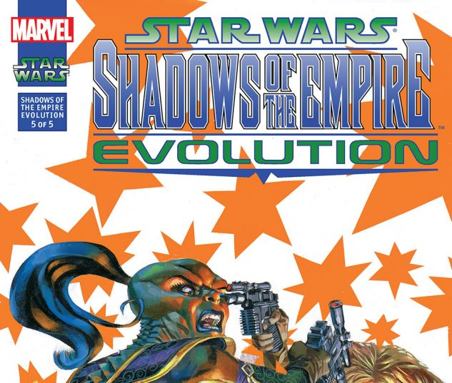 Star Wars: Shadows Of The Empire - Evolution (1998) #5
