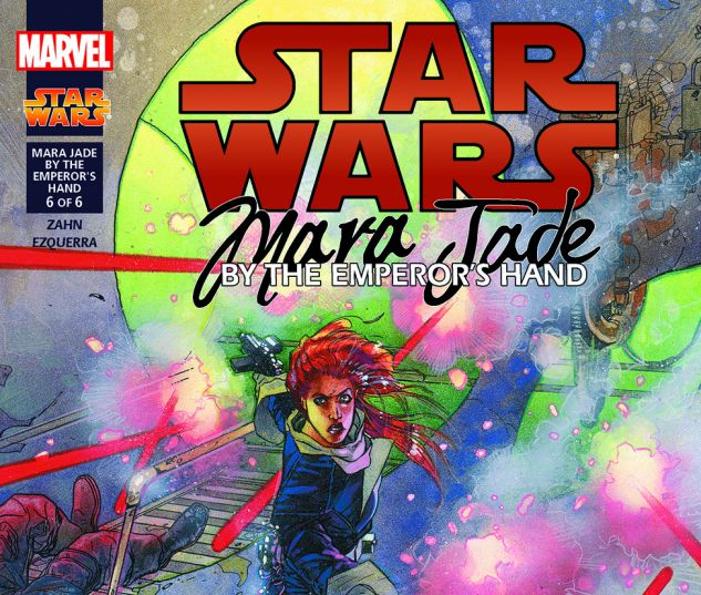 Star Wars: Mara Jade - By The Emperor's Hand (1998) #6