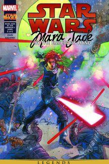 Star Wars: Mara Jade - By The Emperor'S Hand (1998) #6