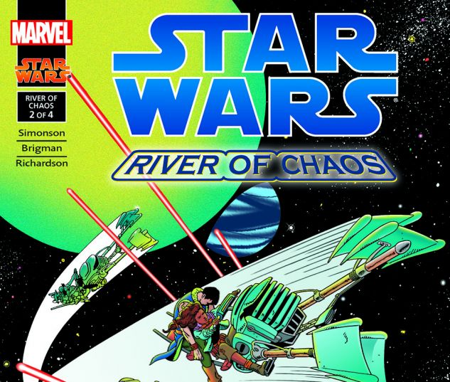 Star Wars: River Of Chaos (1995) #2
