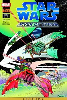 Star Wars: River Of Chaos #2