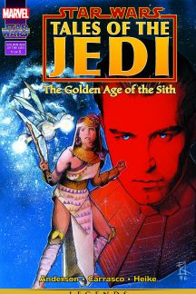 Star Wars: Tales Of The Jedi - The Golden Age Of The Sith (1996) #1