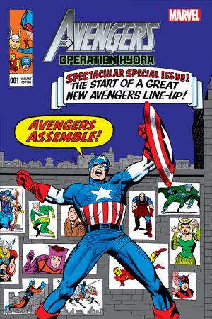 Avengers: Operation Hydra (2015) #1 (Kirby Classic Variant)
