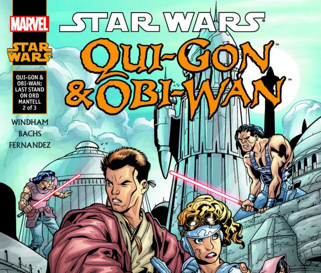 Star Wars: Qui-Gon & Obi-Wan - Last Stand On Ord Mantell (2000) #2
