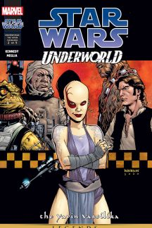 Star Wars: Underworld - The Yavin Vassilika #2