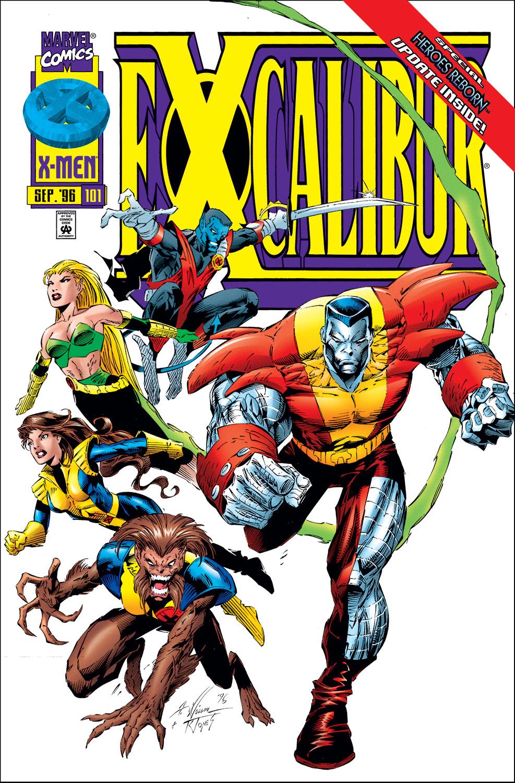 Excalibur (1988) #101