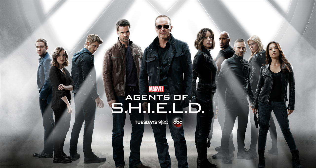 MOVIE THEATRICS: Marvel's Agents of Shield Season 3 ...
