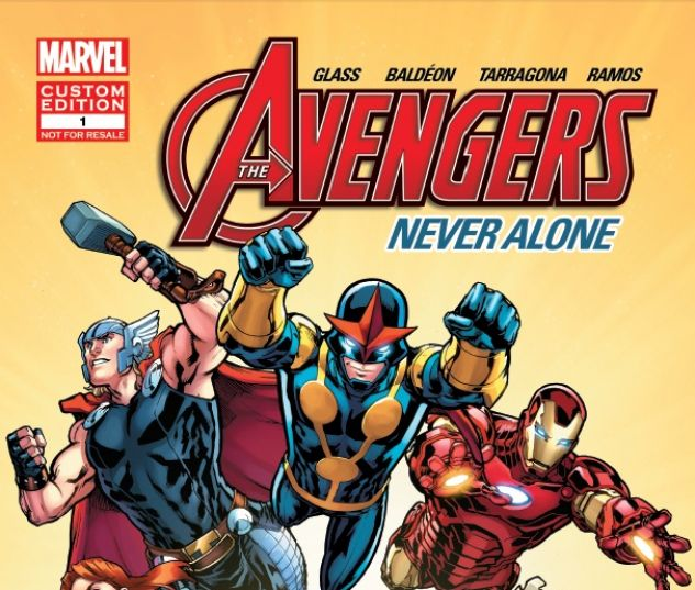 ELKS PRESENTS THE AVENGERS IN: NEVER ALONE (2015)