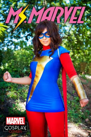 Ms. Marvel (2015) #1 (Cosplay Variant)