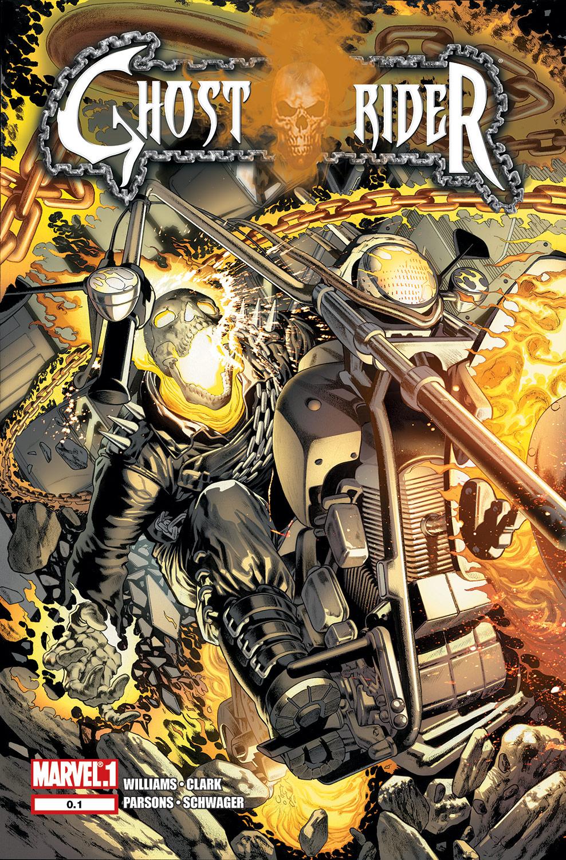 Ghost Rider (2011) #0.1