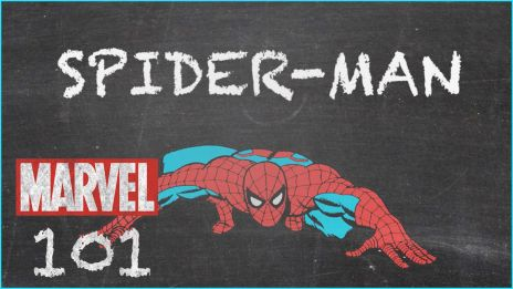 Spider Man - MARVEL 101